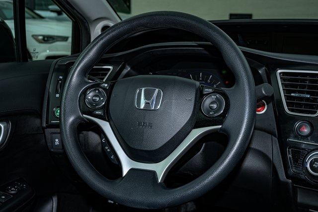 Pre-Owned 2014 Honda Civic EX