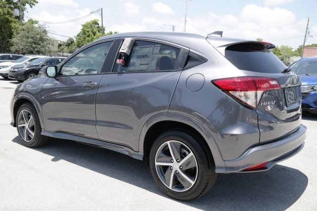 New 2019 Honda HR-V Touring