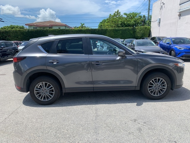 Pre-Owned 2017 Mazda CX-5 Touring Preferred Package