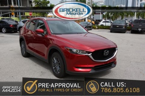 Pre-Owned 2019 Mazda CX-5 Touring Preferred Equipment Package