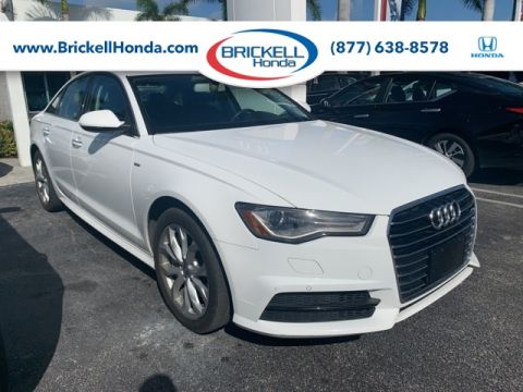 Pre-Owned 2018 Audi A6 2.0T